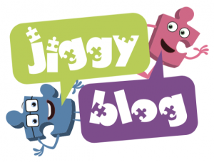 Jiggy Blog Logo