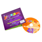 Music and Songs CD