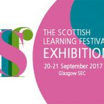 Scottish Learning Festival logo