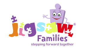 Jigsaw Families Programme Logo isolated