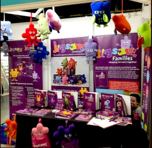 Scottish Learning Festival Stand