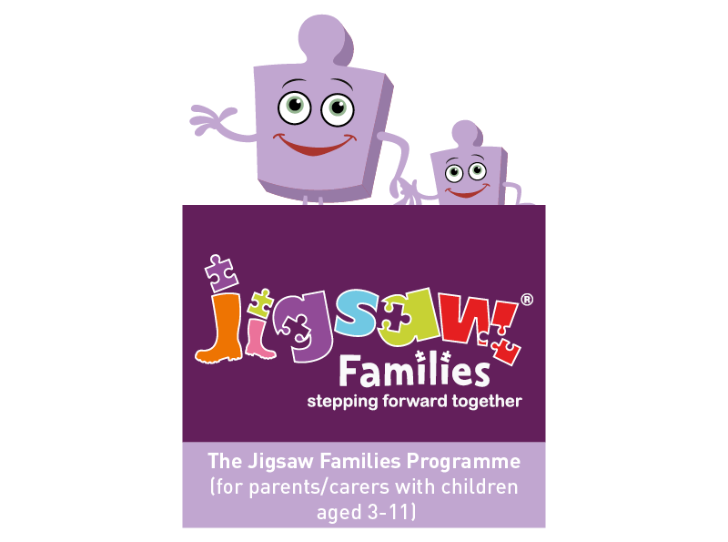 Explore the Jigsaw Families Programme