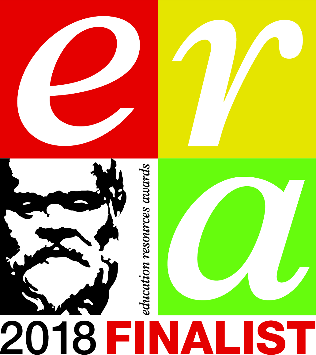 Education Resources Awards 2018 Finalist