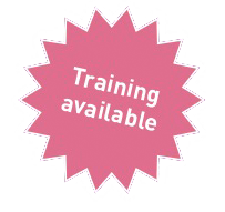 Full training and refresher training available