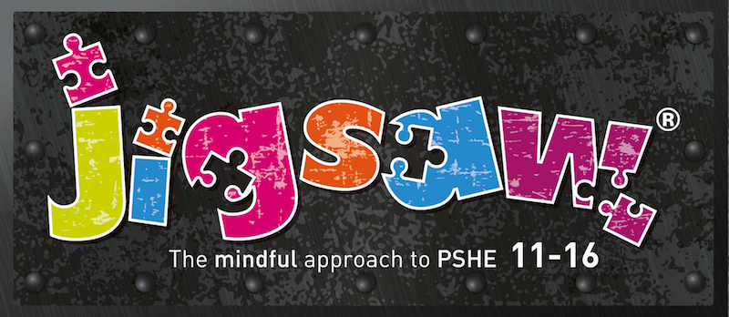 Jigsaw 11-16 for Secondary PSHE (logo)