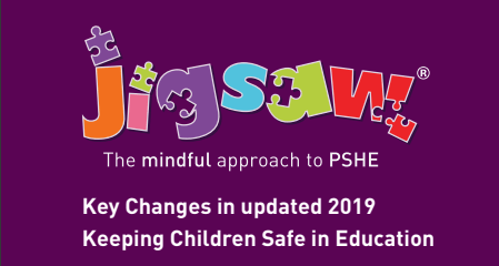 Keeping Children Safe in Education – Sept 2019 Update