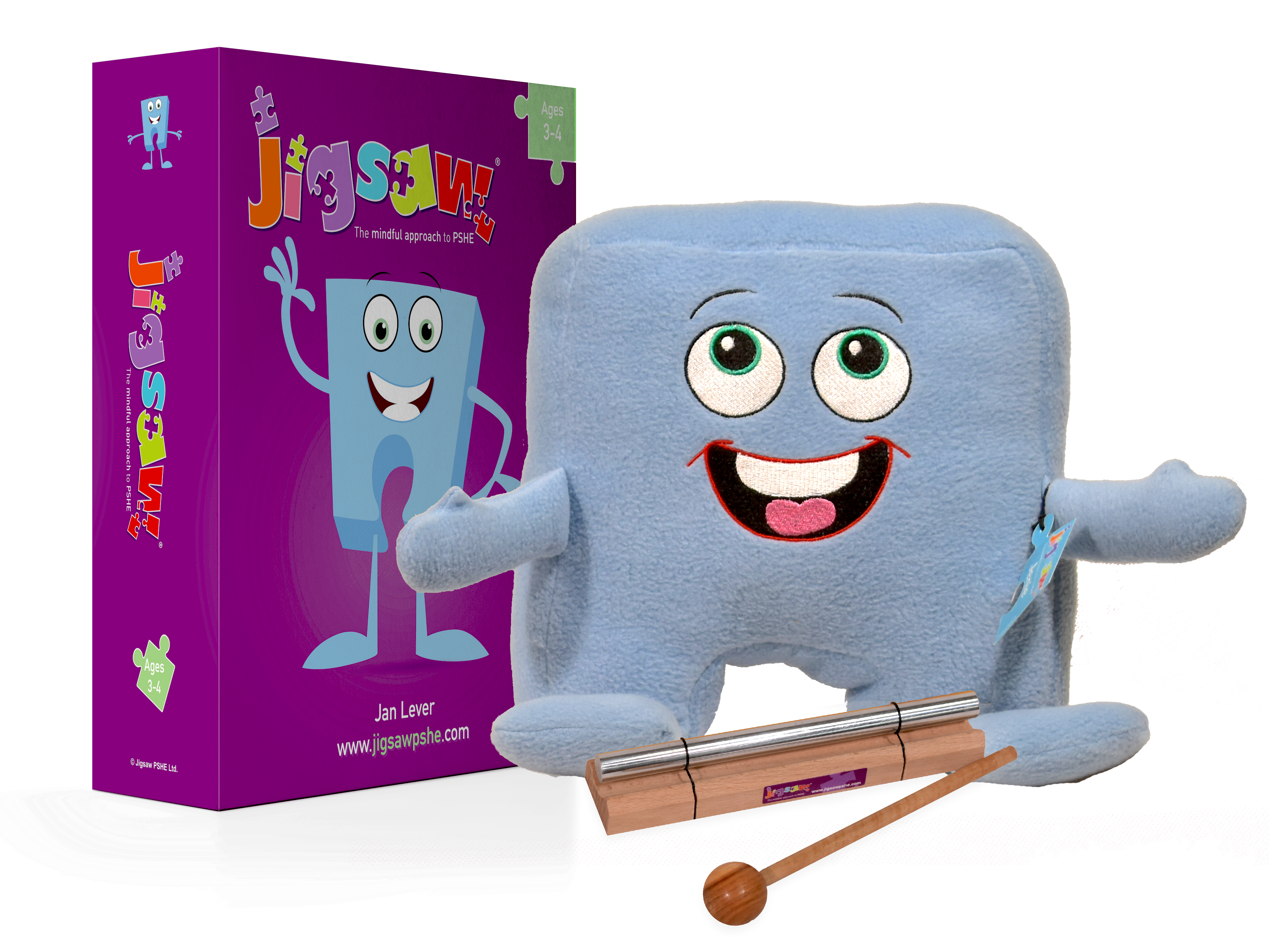Jigsaw PSHE for ages 3-4
