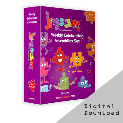 Jigsaw Weekly Assemblies set