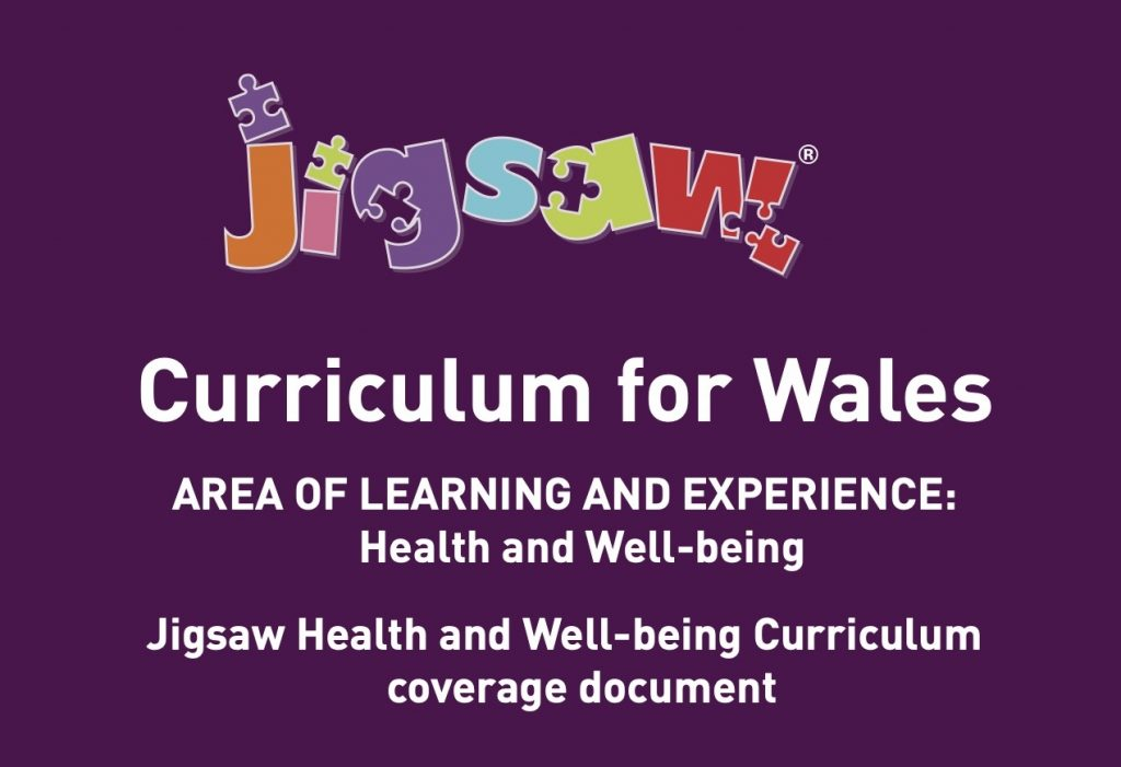 Jigsaw Curriculum for Wales