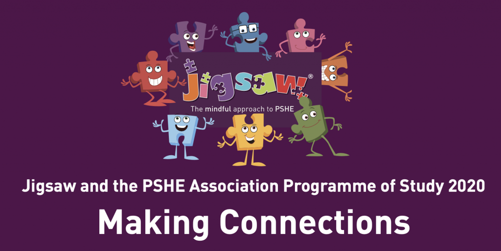 Download Jigsaw mapped to the PSHE Association Programme of Study 2020