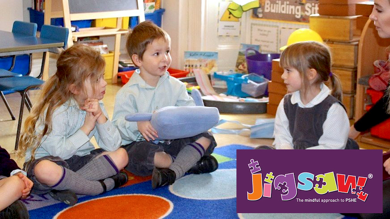 Jigsaw PSHE for Early Years