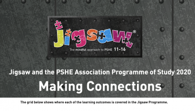 Jigsaw 11-16 and the PSHE Assoc PoS Map