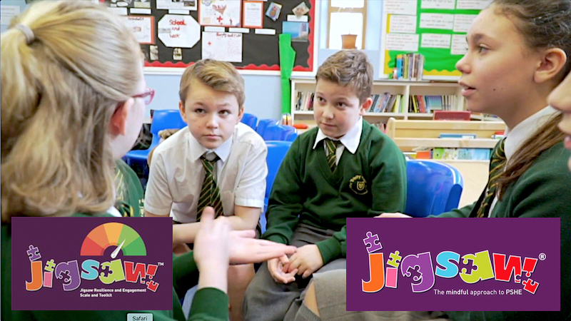 Jigsaw PSHE for Primary Schools