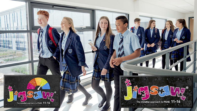 Jigsaw PSHE for Secondary Schools