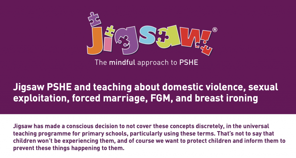 Teaching about FGM and Sensitive Issues in Primary Schools